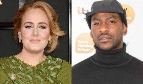 Adele niega mantener un romance con Skepta