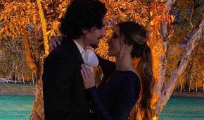 Alex Fernández y su novia Alexia ya tienen todo preparado para su boda