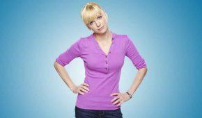 Anna Faris anuncia su salida de comedia Mom