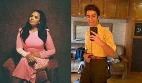 Demi Lovato contacta sus abogados para que Max Ehrich la deje en paz