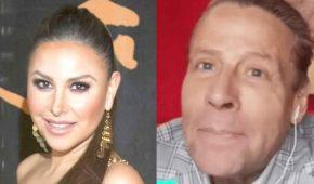 Interrumpen entrevista con Alfredo Adame por insultos machistas a conductora