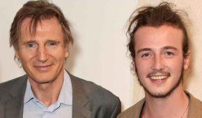 Hijo de Liam Neeson se quitó el apellido de su padre