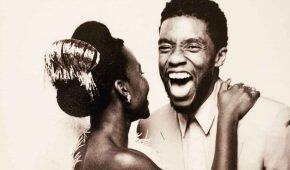 Lupita Nyong'o escribe mensaje en memoria de Chadwick Boseman