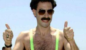 Sasha Baron Cohen filmó en secreto durante la pandemia, Borat 2