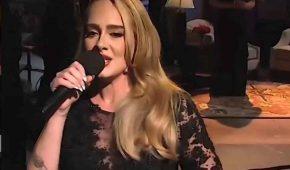 Adele habla en público por primera vez sobre su radical pérdida de peso
