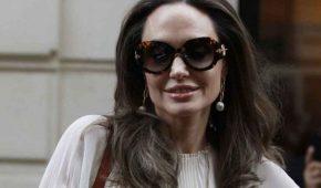 Madrina de Angelina Jolie confía que resolverá sus diferencias con Brad Pitt