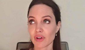Angelina Jolie lanza libro sobre los derechos de los niños