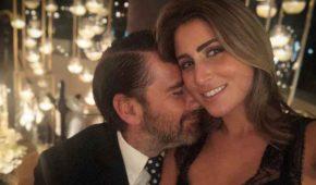 Ex de Eduardo Videgaray advierte a su prometida la clase de persona que es