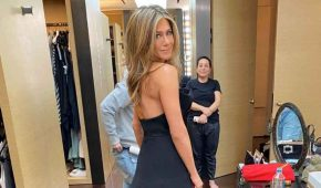 Jennifer Aniston deja a los fans especulando con comentarios maternos