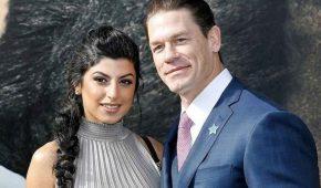 John Cena se ha casado en secreto con  Shay Shariatzadeh