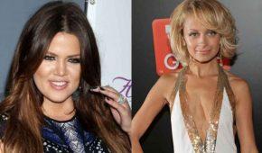 Khloe Kardashian fue asistente de Nicole Richie
