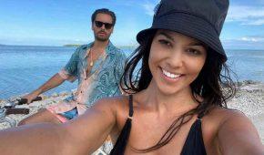 Fans de Kourtney Kardashian y Scott Disick tienen la esperanza de reconciliación tras publicación de foto