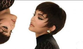 Kylie Jenner muestra su gran parecido con su madre Kris Jenner