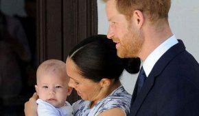 Príncipe Harry y Meghan Markle celebrarán el Día de Acción de Gracias con  Archie y Doria Ragland en California