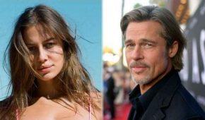 Brad Pitt y Nicole Poturalski han finalizado su romance