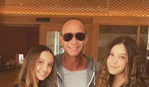 Érik Rubín prepara show donde su hija Mia se lazará como cantante