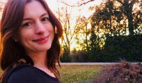 De esta manera Anne Hathaway escondió su embarazo en rodaje de 'The Witches'