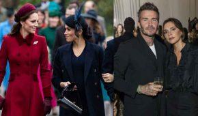 """Victoria Beckham tendría un """"plan maestro"""" para salvar a la monarquía"""