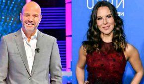 Según Kate del Castillo, Luis García la pateó e intentó estrangularla