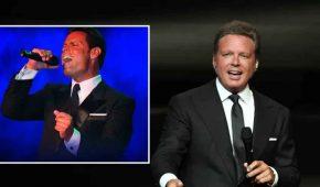 Doble de Luis Miguel deja en duda haber reemplazado al cantante en concierto