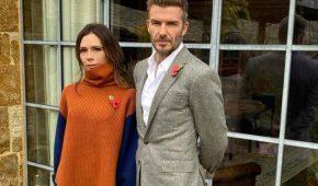 David y Victoria Beckham son criticados por su gran fiesta que organizaron en Año Nuevo