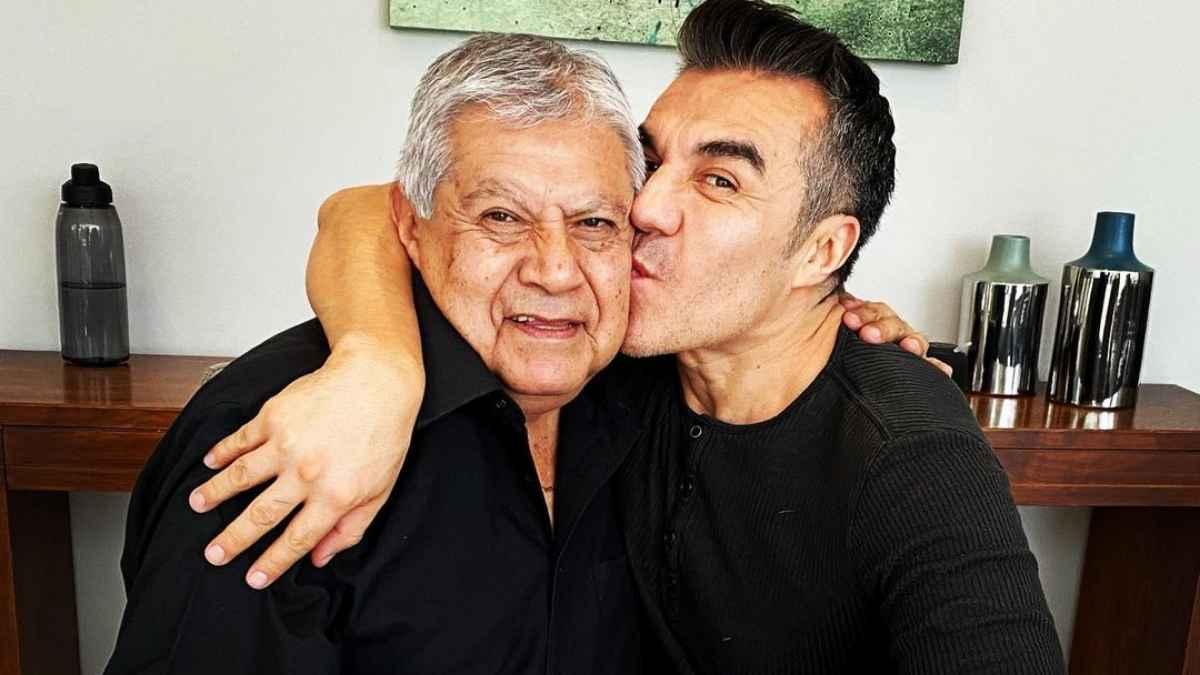 Padre de Adrián Uribe falleció a causa del Covid-19