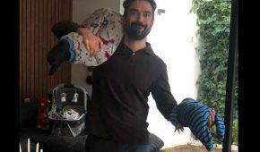 """Poncho Herrera se convirtió en padre nuevamente en diciembre y eso """"le salvó el año"""""""