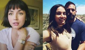 Ana de Armas luce un nuevo look tras su rompimiento con Ben Affleck