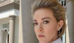 Fernanda Castillo reaparece en las redes después de estar grave en el hospital