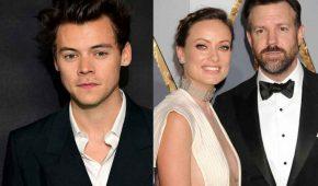 Jason Sudeikis en shock por romance de su ex Olivia Wilde y Harry Styles