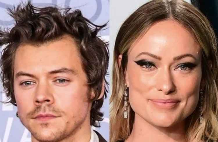 Harry Styles recibe elogios de su nueva novia Olivia Wilde