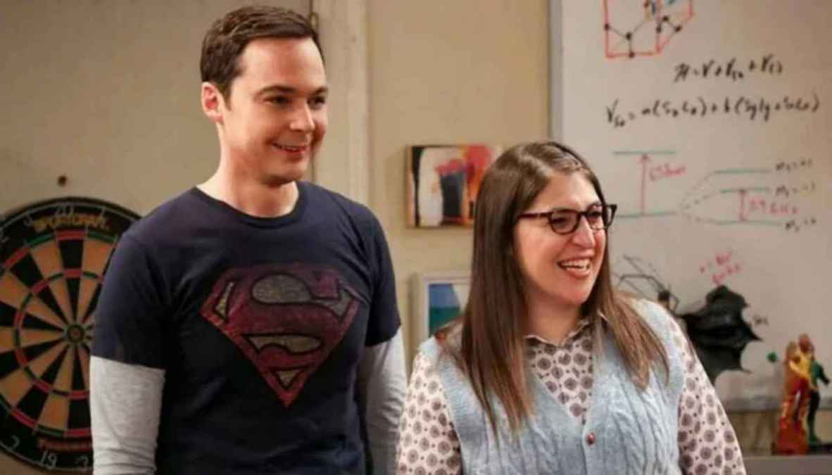 Mayim Bialik era 'molesta'  para Jim Parsons en The Bing Bang Theory