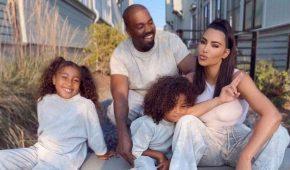 Hijos de Kim Kardashian y Kanye West no tienen idea de que su matrimonio terminó
