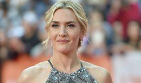 Kate Winslet celebra que su padre ya se vacunó contra la Covid-19