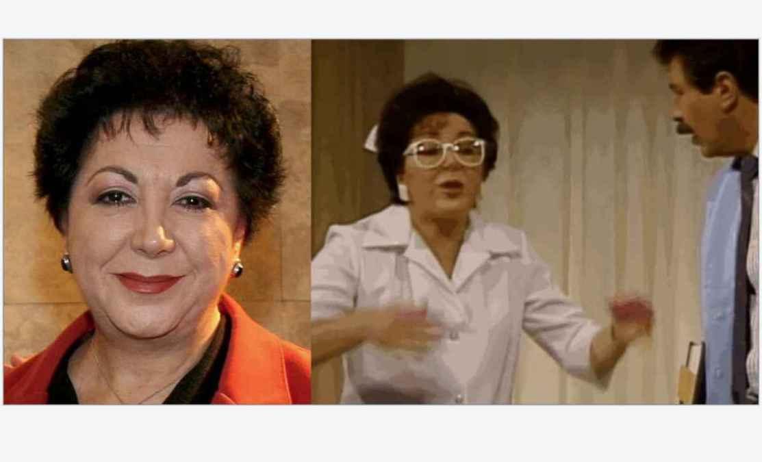 Fallece  Lupe Vázquez, actriz recordada por 'Doctor Cándido Pérez'