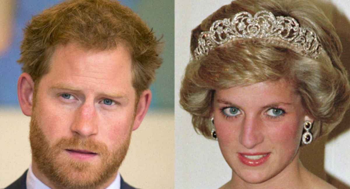 El príncipe Harry es advertido sobre repetir  errores de la princesa Diana