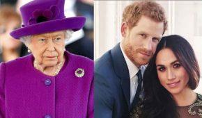 Meghan Markle y el príncipe Harry obligaron a la reina a romper el código real