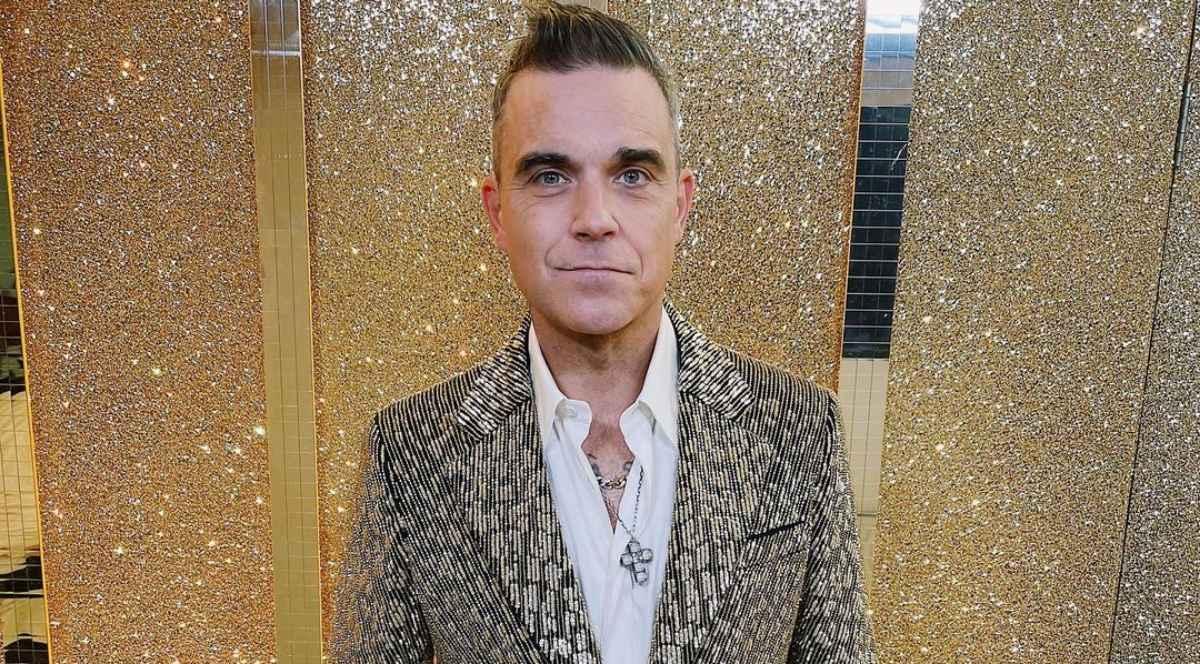 Robbie Williams se contagia de Covid-19 durante sus vacaciones