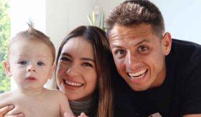 Sarah Kohan le da una lección a Javier Hernández 'Chicharito'