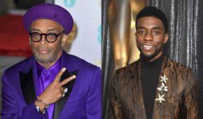 Spike Lee revela como fue trabajar con Chadwick Boseman antes de su muerte