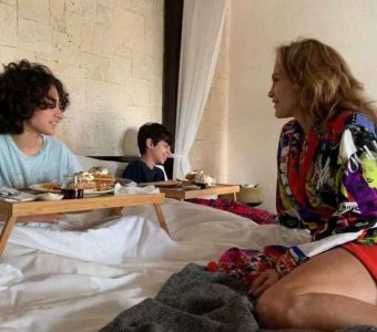 Jennifer Lopez se pone sentimental porque  Emme y Max se vuelven adolescentes