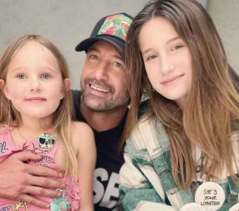 Irina Baeva se luce al organizar fiesta de cumpleaños de hijas de Gabriel Soto