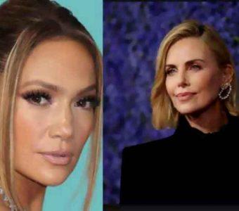 Charlize Theron recibe un regalo de Jennifer Lopez