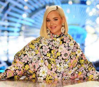 """Katy Perry piensa que haber tenido hijos gemelos era """"una locura"""""""