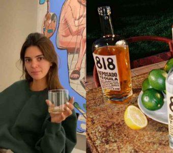 Kendall Jenner lanza su propia marca de tequila