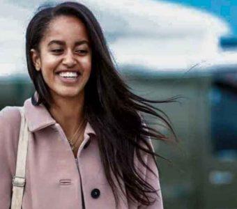 Malia Obama es reclutada para el equipo de escritores de Donald Glover