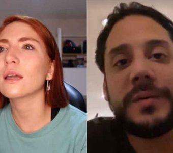 Youtuber Rix es arrestado acusado de violación en contra de Nath Campos