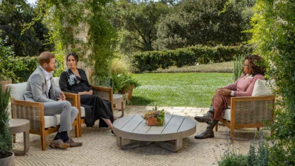 Entrevista con Harry y Meghan hizo ganar a la CBS hasta US$9 millones
