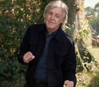 De esta manera Paul McCartney recuerda a George Harrison todos los días