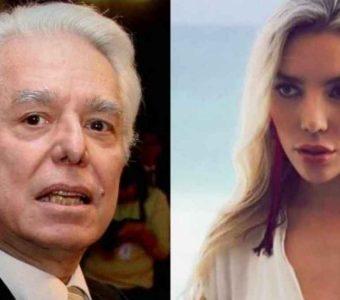 Frida Sofía Guzmán hace serias acusaciones contra Enrique Guzmán